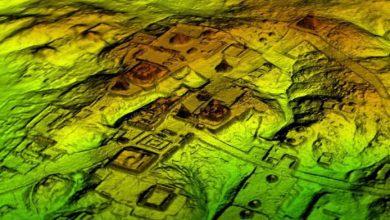 Photo of Maya-metropool in jungle van Guatemala ontdekt.