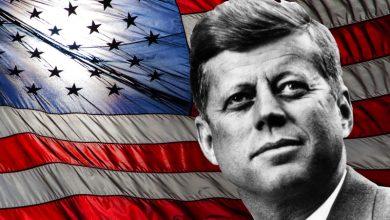 Photo of JFK Secret Societies Speech