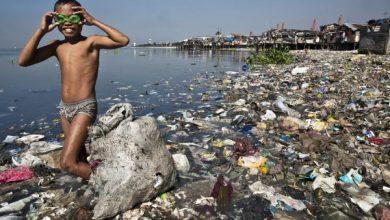Photo of De chaos van zeeën vol plastic