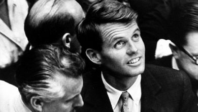 Photo of 5 juni 1968 Robert Kennedy vermoord