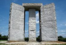 Photo of The Georgia Guidestones
