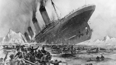 "Photo of Titanic ""The Great Deception"""