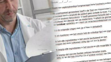 Photo of Vaccinatie Veiligheidsclausule